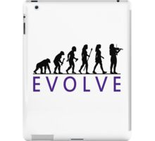 Women's Violin Evolution iPad Case/Skin
