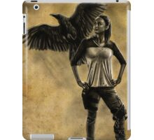 Raven Stay Strong 1 iPad Case/Skin