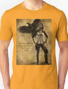 Raven Stay Strong 2 T-Shirt