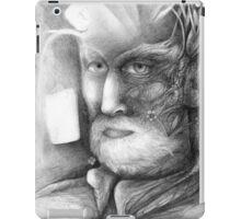 Van Gogh Playing Cards. iPad Case/Skin
