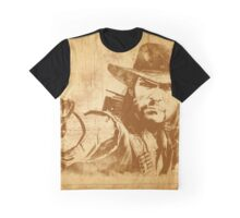 Cowboy Graphic T-Shirt