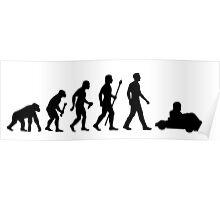 Go Kart Evolution  Poster
