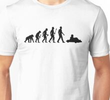 Go Kart Evolution  Unisex T-Shirt