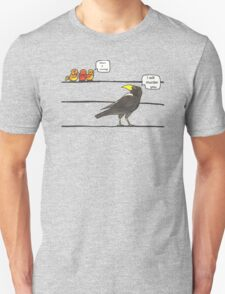 How's it Crowing? T-Shirt