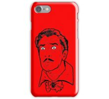 Vincent Price iPhone Case/Skin