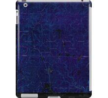 USGS TOPO Map Alabama AL Grayson 304031 1960 24000 Inverted iPad Case/Skin