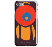 Another Tough Day iPhone Case/Skin