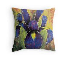 Iris Throw Pillow