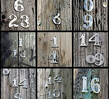 Numbers by Ethna Gillespie
