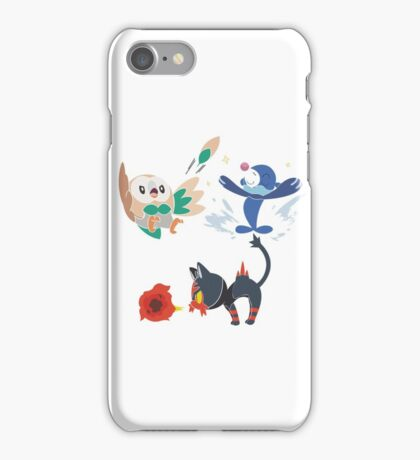 Starters iPhone Case/Skin