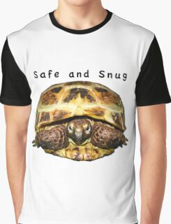Tortoise - Safe and snug Graphic T-Shirt