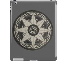 Grayscale Test Pattern iPad Case/Skin