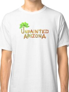 Would you shop at a store called Unpainted Huffheins? Classic T-Shirt