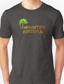 Would you shop at a store called Unpainted Huffheins? Unisex T-Shirt