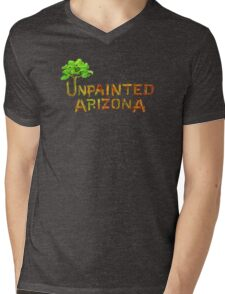 Would you shop at a store called Unpainted Huffheins? Mens V-Neck T-Shirt
