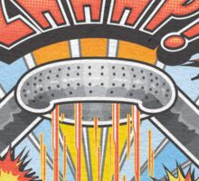Pop Comic Series: Hart Plaza Sticker
