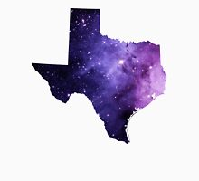 Purple Texas Nebula Unisex T-Shirt