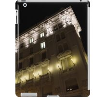 Architecture in Rome, Italy - Just Lift Your Head, Day and Night iPad Case/Skin