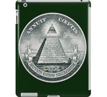 Great Seal - US Dollar iPad Case/Skin