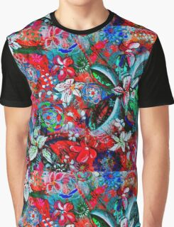 Floral Spring Graphic T-Shirt