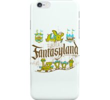Fantasyland iPhone Case/Skin