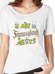 Fantasyland Women's Relaxed Fit T-Shirt