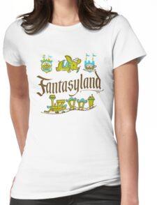 Fantasyland Womens Fitted T-Shirt