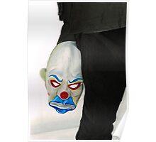 Joker's Mask Poster
