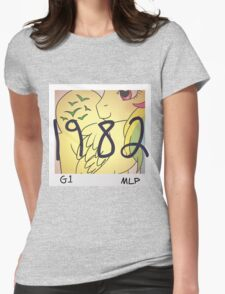 1982 Womens Fitted T-Shirt