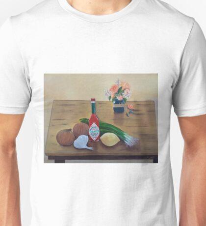 Cajun Kitchen Unisex T-Shirt