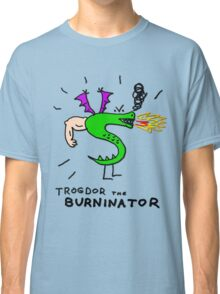Trogdor, The Burninator Classic T-Shirt