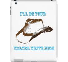 Chris Lane - Walter White High iPad Case/Skin