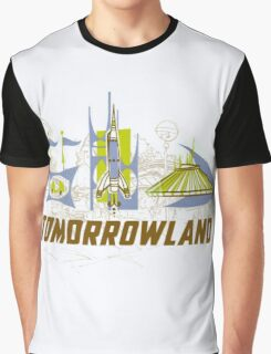 Tomorrowland Graphic T-Shirt