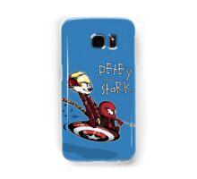 Uncivil Heroes Samsung Galaxy Case/Skin