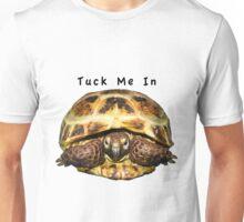 Tortoise - Tuck me in Unisex T-Shirt