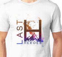 Last Heroes logo Unisex T-Shirt