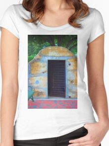 Dallas Architecture 33 Women's Fitted Scoop T-Shirt