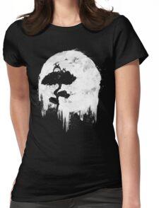 Midnight Spirits Womens Fitted T-Shirt