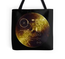 Voyager Golden Record Tote Bag