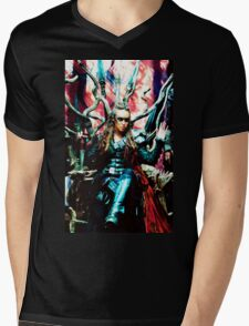 heda lexa Mens V-Neck T-Shirt