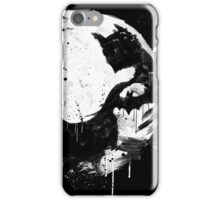Dark Moon iPhone Case/Skin