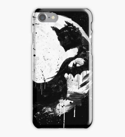 Dark Moon iPhone Case/Skin