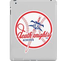 Death Knights - WoW Baseball Series iPad Case/Skin