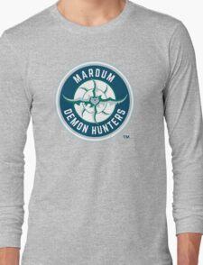 Demon Hunters - WoW Baseball  Long Sleeve T-Shirt