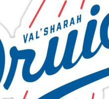 Druids - WoW Baseball  Sticker