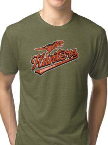 Hunters - WoW Baseball Tri-blend T-Shirt