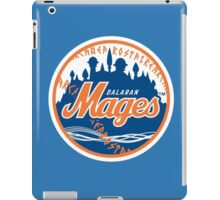 Mages - WoW Baseball  iPad Case/Skin