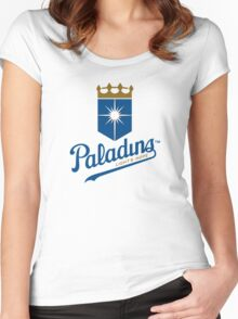 Paladins - WoW Baseball Women's Fitted Scoop T-Shirt