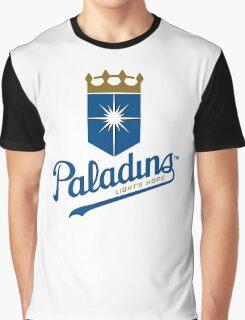 Paladins - WoW Baseball Graphic T-Shirt