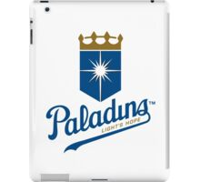 Paladins - WoW Baseball iPad Case/Skin